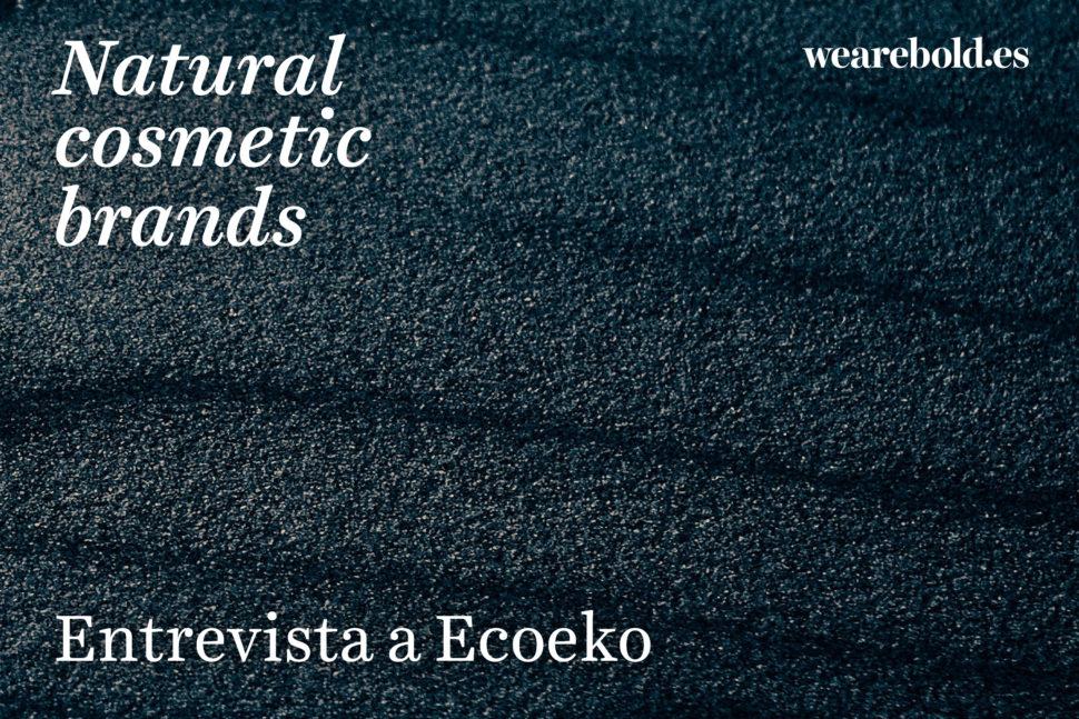 Branding para la cosmética natural